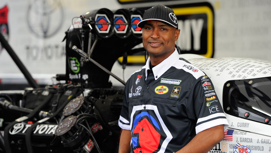 Antron Brown Will Co Host Top Gear America On Bbc This
