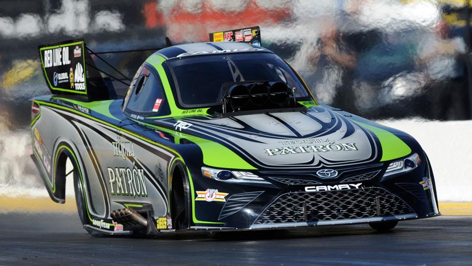 Toyota Performance Center >> Toyota extends sponsorship as Official Car of NHRA | NHRA