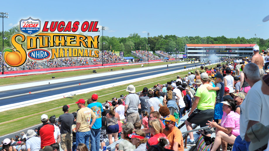 Schedule Change Announced For Lucas Oil NHRA Southern