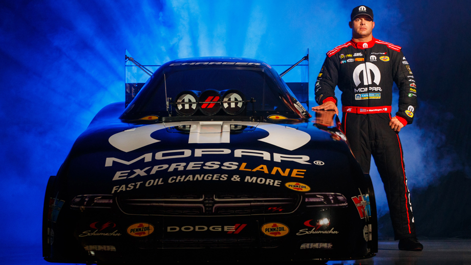 Mopar And Dodge Srt Announce Expanded Support Of Hagan