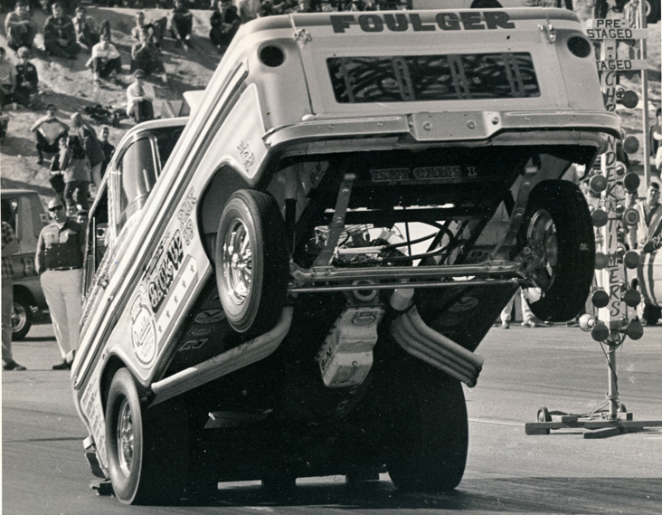 Top Fuelers and Funny Cars of the 1960s | NHRA