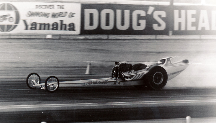 Top Fuelers and Funny Cars of the 1960s   NHRA