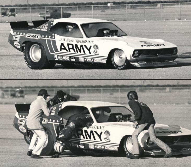 1970s Funny Cars!