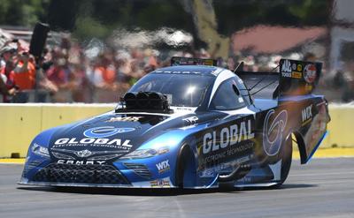 Worsham Returns To Kalitta Motorsports Global Extends Team