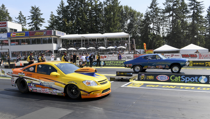 CatSpot NHRA Northwest Nationals Sportsman Champion Highlights