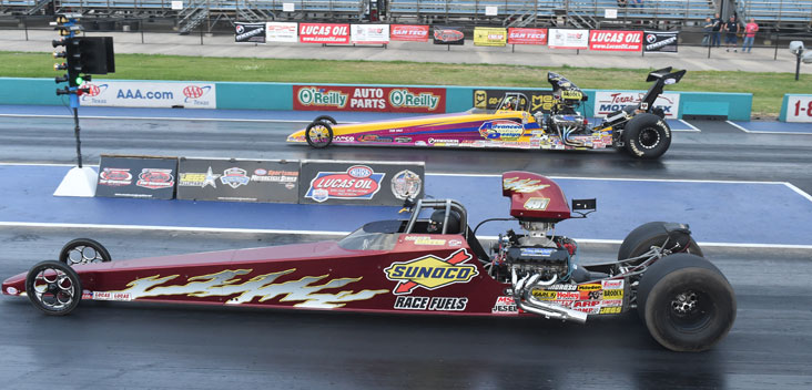 Meyer, Whiteley Collect Alcohol-class Wins At Texas