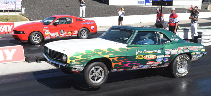 Warter, Stults, And Burton Lead Winners At Division 6