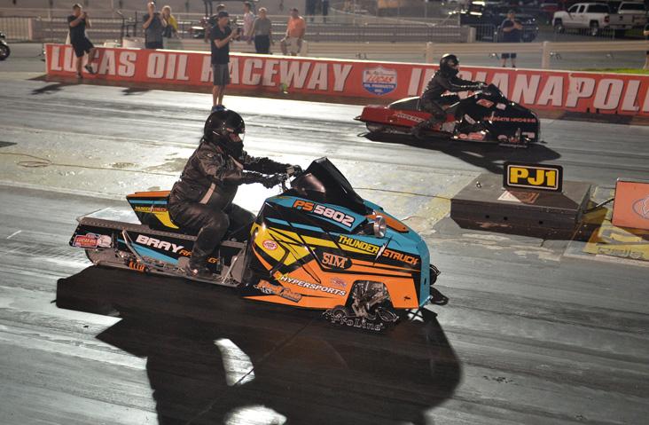 Hart, Esz lead winners as Lucas Oil Raceway hosts North