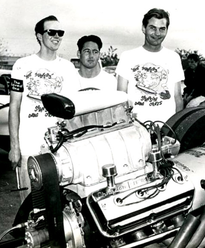 A farewell to Tom Jobe: The last of the Surfers | NHRA