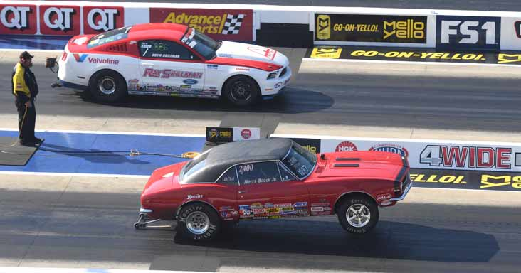 Ray Skillman Chevy >> Julie Nataas scores first career win at NGK Spark Plugs NHRA Four-Wide Nationals | NHRA