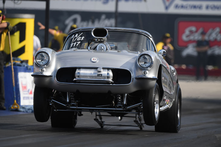 Summit Racing Equipment NHRA Nationals Friday photo gallery