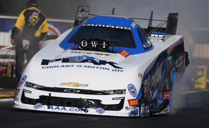 More Winternationals New Cars Nhra