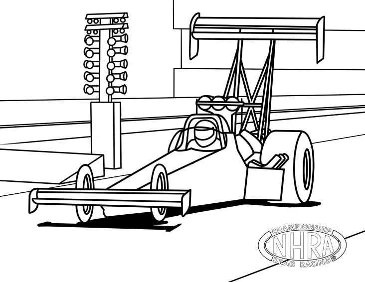 Top gear coloring pages | 566x732