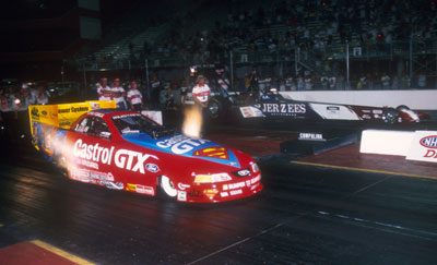 Funny Car Vs Top Fuel Showdown Revisited Nhra