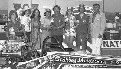 shirley muldowney and connie kalitta relationship poems