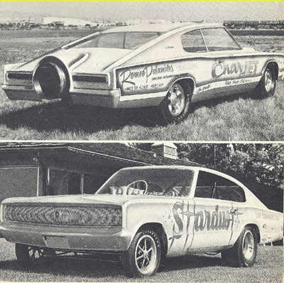 The Johnny Appleseed of the Fiberglass Forest | NHRA