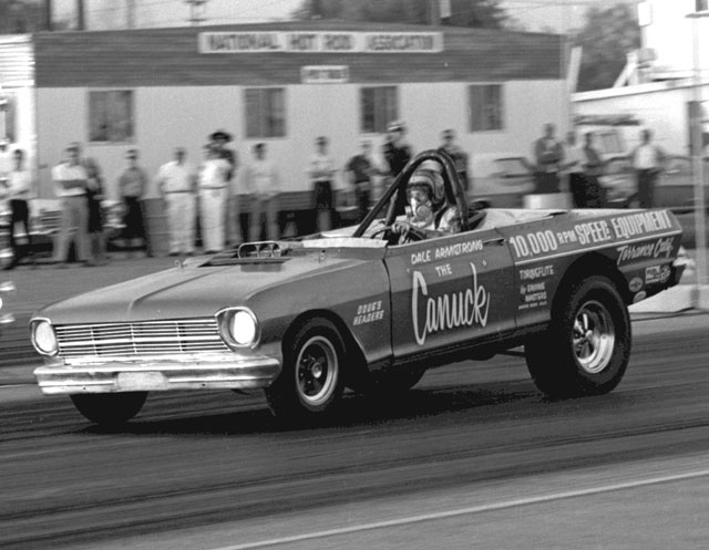 Topless Funny Cars Nhra