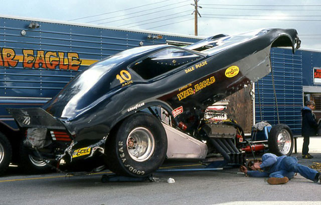 This could get ugly | NHRA