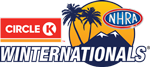 Circle K Winternationals logo