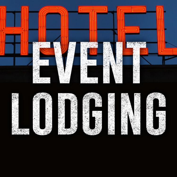 event lodging link