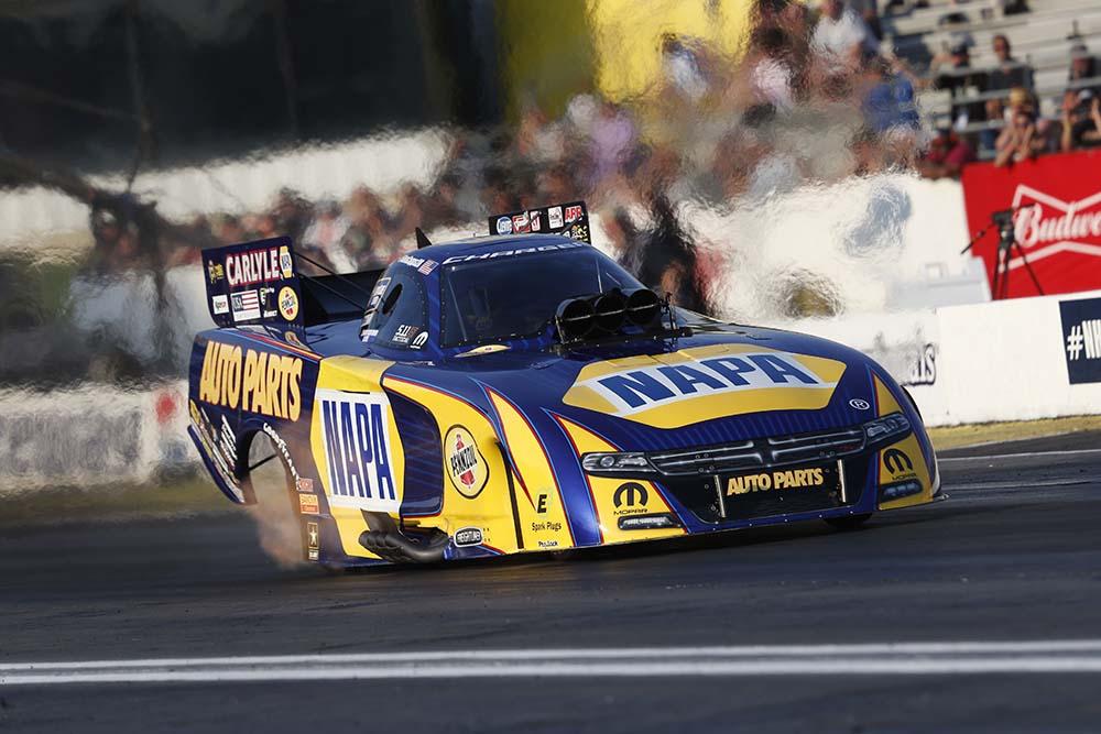 Funny Car Drag Racing Speeds