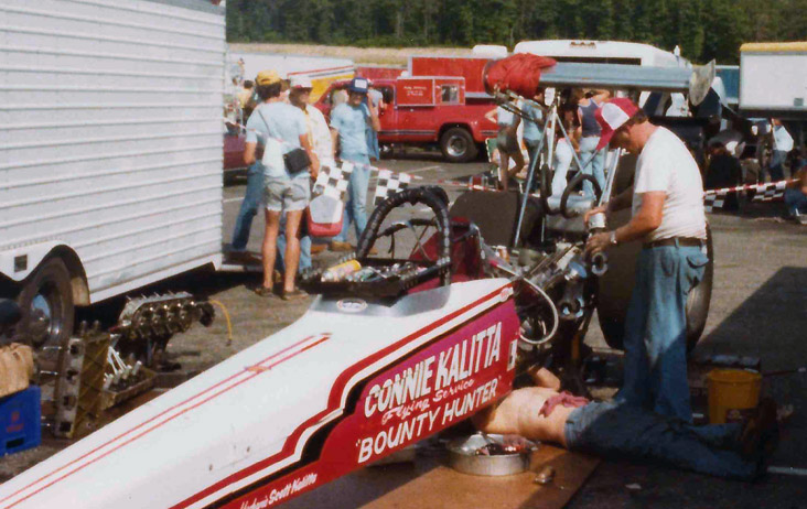 Connie Kalitta