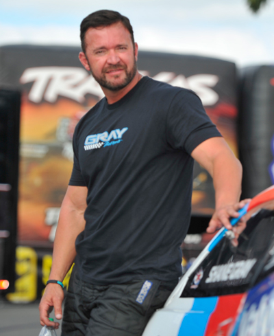 Shane Gray Will Compete In Phoenix And Pomona Nhra