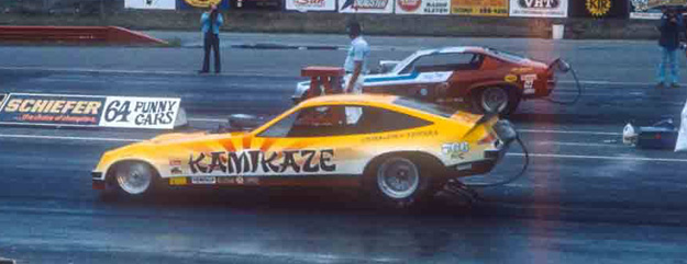 Seattle Funny Cars Nhra