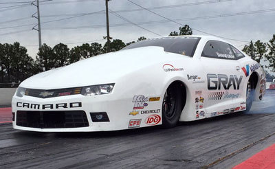 On Track Testing Begins For Next Generation Of Nhra Pro Stock Cars