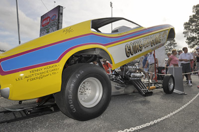 Funny Car Celebration Continues At Amalie Motor Oil Nhra