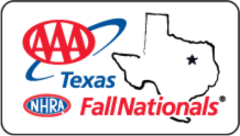 2016 AAA Texas NHRA FallNationals