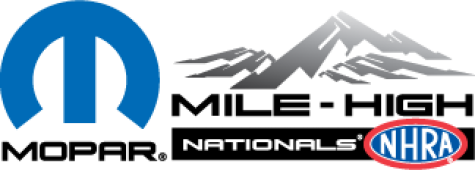 2016 Mopar Mile High NHRA Nationals