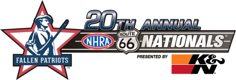 Fallen Patriots NHRA Route 66 Nationals presented by K&N Filters
