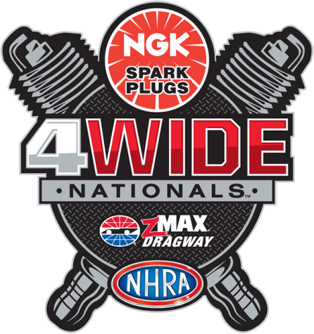 NGK Spark Plugs NHRA Four-Wide Nationals