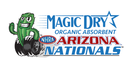 Magic Dry Organic Absorbent NHRA Arizona Nationals