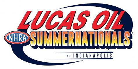 Lucas Oil NHRA Summernationals at Indianapolis