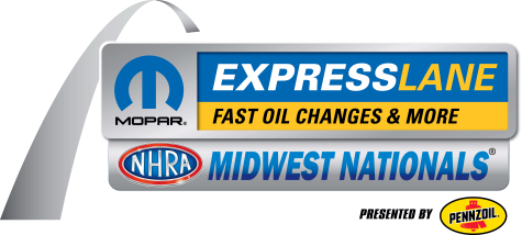 Mopar Express Lane NHRA Midwest Nationals presented by Pennzoil*
