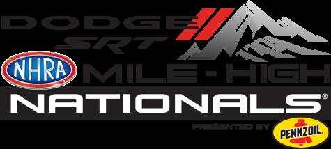 Dodge//SRT Mile-High NHRA Nationals Presented By Pennzoil