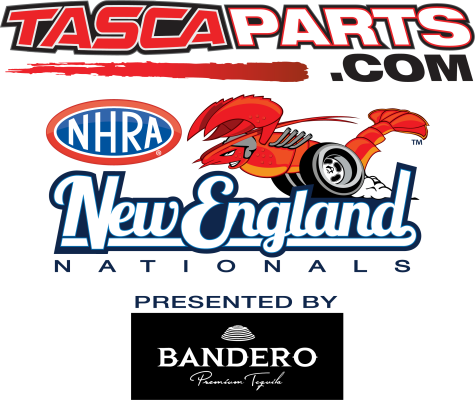 TascaParts.com NHRA New England Nationals presented by Bandero Premium Tequila