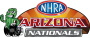 NHRA Arizona Nationals logo