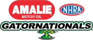 Amalie Gatornationals event logo