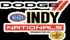 Dodge NHRA Indy Nationals logo