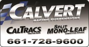 Calvert Racing Suspensions