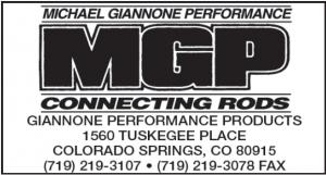 Giannone Performance Products, Inc.