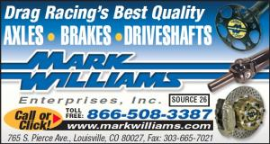 Mark Williams Ent.