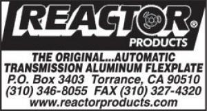Reactor Products
