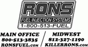 Rons Fuel Injection Systems