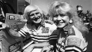 Eddie and Ercie Hill were two of the most popular racers throughout the 1990s