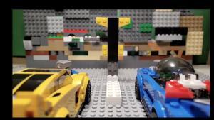 Jack Beckman Lego Drag Race