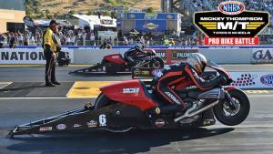 Mickey Thompson Tires Pro Bike Battle